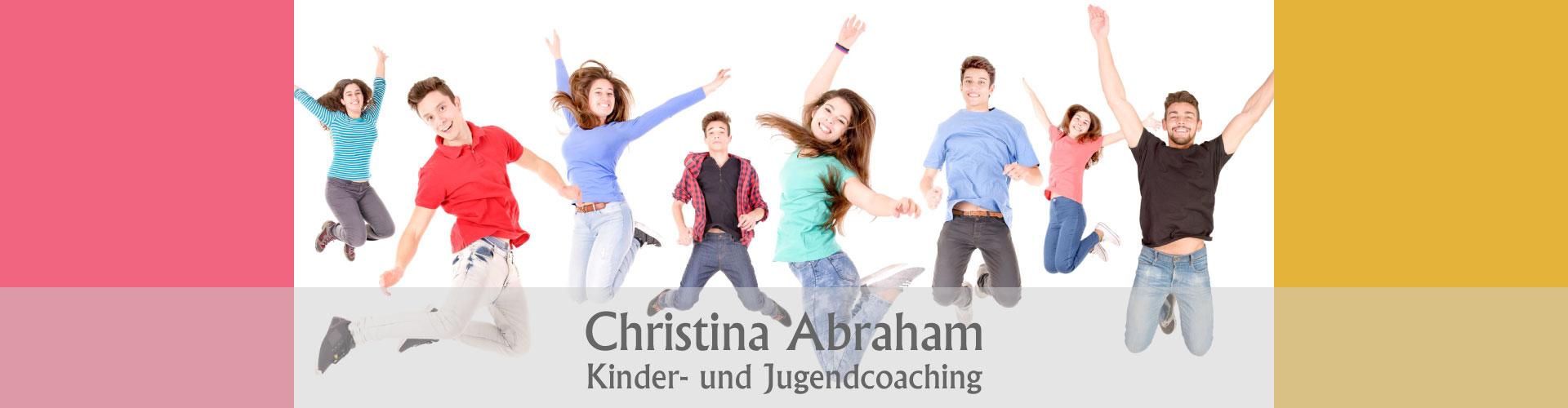 Jugendcoaching Christina Abraham
