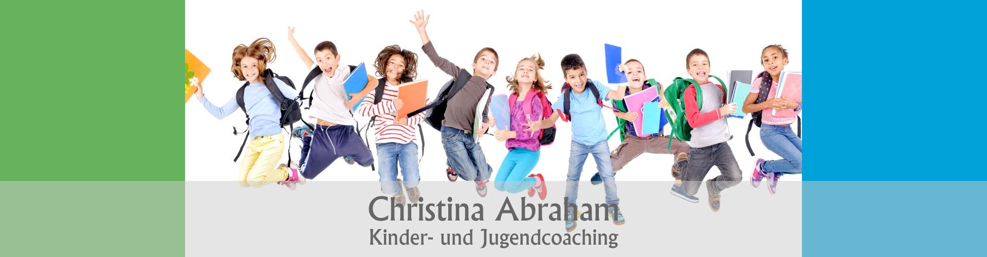 Kindercoaching Christina Abraham